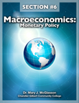 Macroeconomics: Monetary Policy