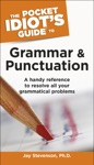 The Pocket Idiots Guide To Grammar And Punctuation