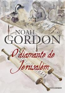 O diamante de Jerusalém Book Cover