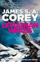 James S. A. Corey - Leviathan Wakes artwork