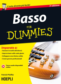 Basso for Dummies Book Cover