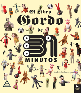 El libro gordo de 31 minutos Book Cover