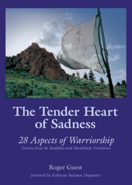 The Tender Heart Of Sadness 28 Aspects Of Warriorship Drawn From The Buddhist And Shambhala Traditions