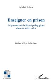 Enseigner en prison