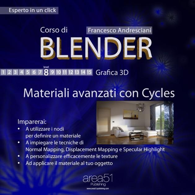 Corso di Blender  Livello 9 de Francesco Andresciani en Apple Books