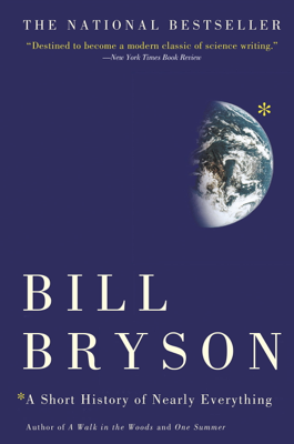 A Short History of Nearly Everything - Bill Bryson book