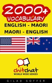 2000+ ENGLISH - MAORI MAORI - ENGLISH VOCABULARY