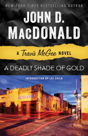 A Deadly Shade of Gold book