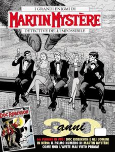 Martin Mystère - 30 anni Copertina del libro