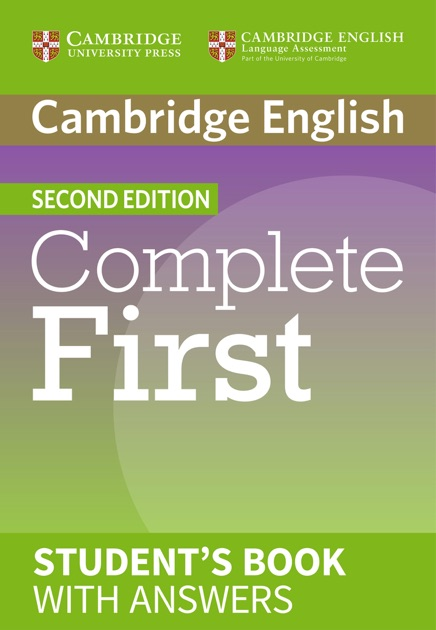 complete preliminary student's book with answers pdf