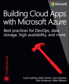 Building Cloud Apps with Microsoft Azure