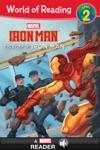 World Of Reading Iron Man  The Story Of Iron Man