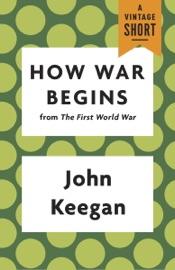 How War Begins PDF Download