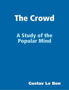 The Crowd Copertina del libro
