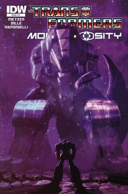 Transformers: Monstrosity #11