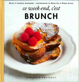 Ce week-end c'est Brunch