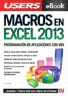 Macros En Microsoft Excel 2013