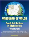 Vanguard Of Valor Small Unit Actions In Afghanistan Volume Two - Afghan Surge Bravo Company Kabul Province CERP Bagram Tactical Female Engagement Teams Musahi Valley