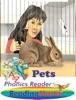 Pets Phonics Reader