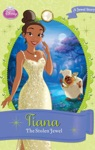 Disney Princess Tiana  The Stolen Jewel