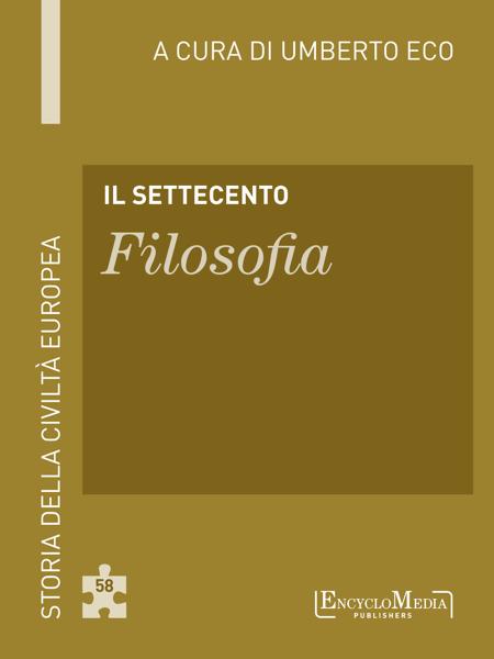 Il Settecento - Filosofia (58)