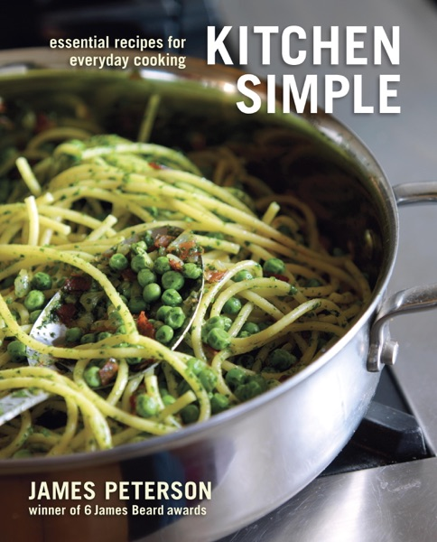 Kitchen Simple - James Peterson book cover