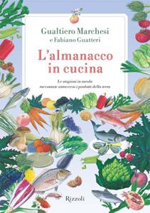 L'almanacco in cucina Copertina del libro