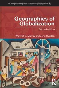 Geographies of Globalization di Warwick E. Murray & John Overton Copertina del libro