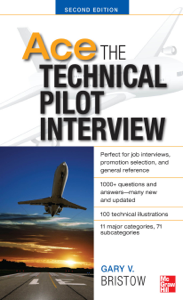Ace The Technical Pilot Interview 2/E Book Cover