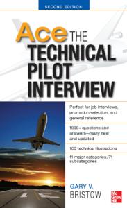 Ace The Technical Pilot Interview 2/E Copertina del libro