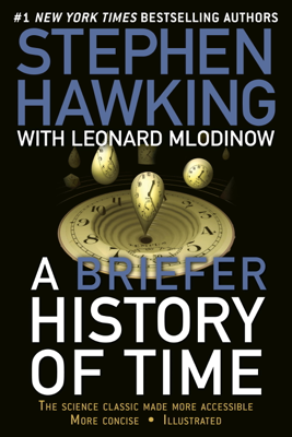 A Briefer History of Time - Stephen Hawking & Leonard Mlodinow book