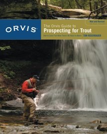 The Orvis Guide to Prospecting for Trout book