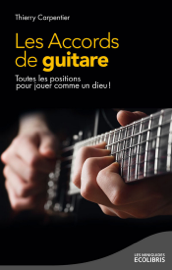 Les accords de guitare