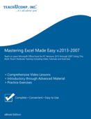 Mastering Excel Made Easy v.2013-2007