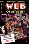 Web Of Mystery Number 1 The Curse Of The Beckoning Mummy