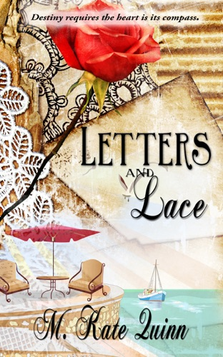 M. Kate Quinn - Letters and Lace