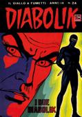 DIABOLIK (178) Book Cover