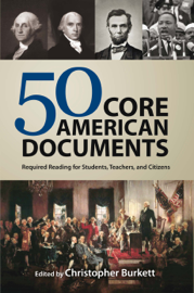50 Core American Documents book
