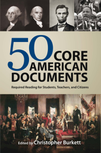 50 Core American Documents Book Review