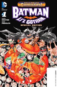 Halloween Comic Fest 2013 - Batman: Li'L Gotham: Special Edition #1 Book Review