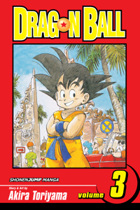 Dragon Ball, Vol. 3 Boekomslag