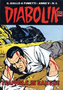 DIABOLIK (55) Libro Cover