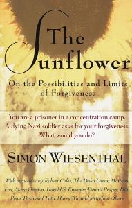 The Sunflower Copertina del libro