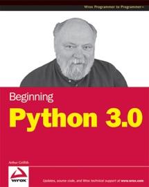 Beginning Python - James Payne