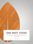 APP-straction: Technology-Enhanced Art Education