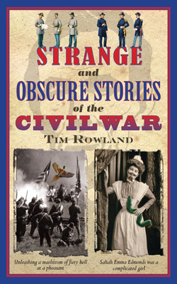 Tim Rowland - Strange and Obscure Stories of the Civil War book