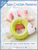 Prime - 13 Free Baby Crochet Patterns: Crochet Baby Hats, Crochet Booties & More ilustraciГіn