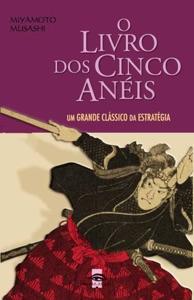 O livro dos cinco anéis Book Cover