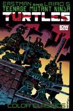 Teenage Mutant Ninja Turtles: Color Classics #1