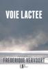 Frédérique Vervoort - Voie lactée artwork